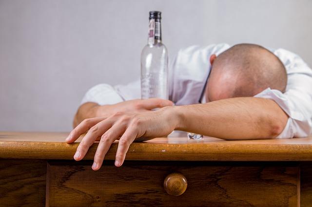 como bajar la borrachera