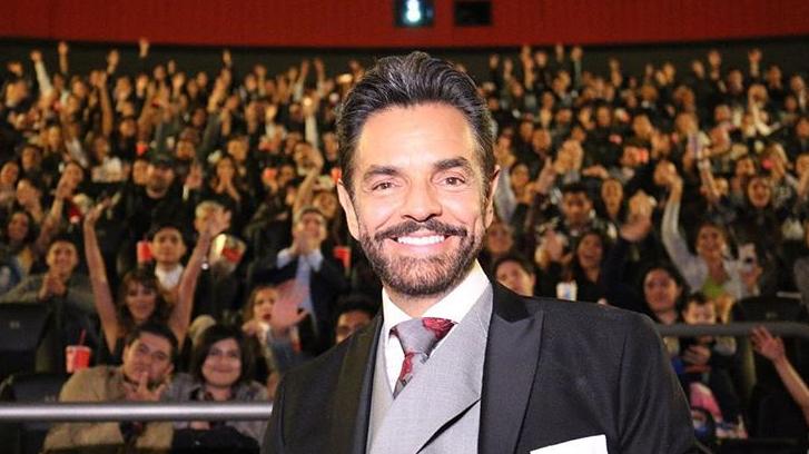 Eugenio Derbez se despidió de Sammy Pérez