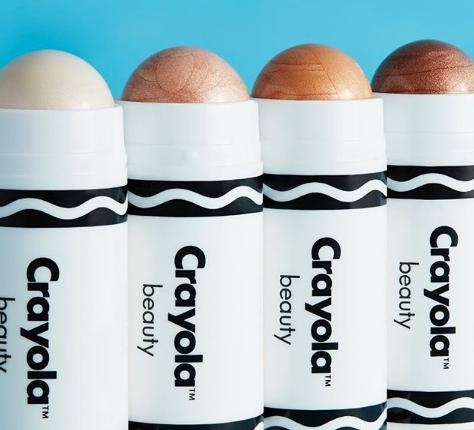 crayola lanza línea de maquillaje