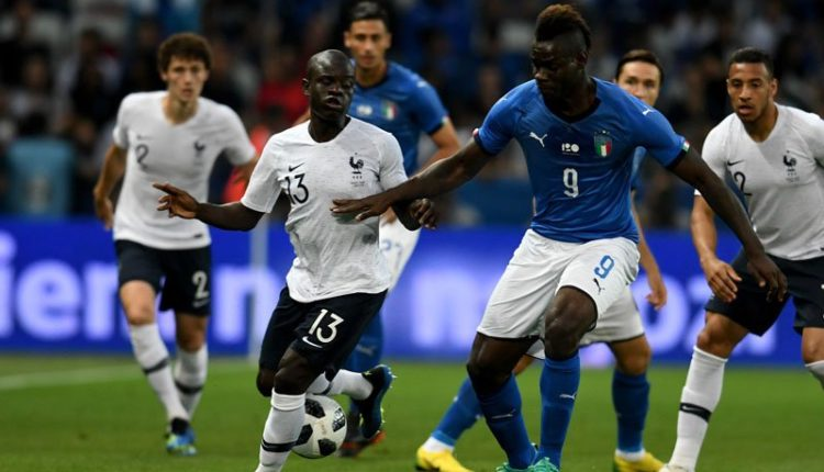 italia vs plonia en vivo