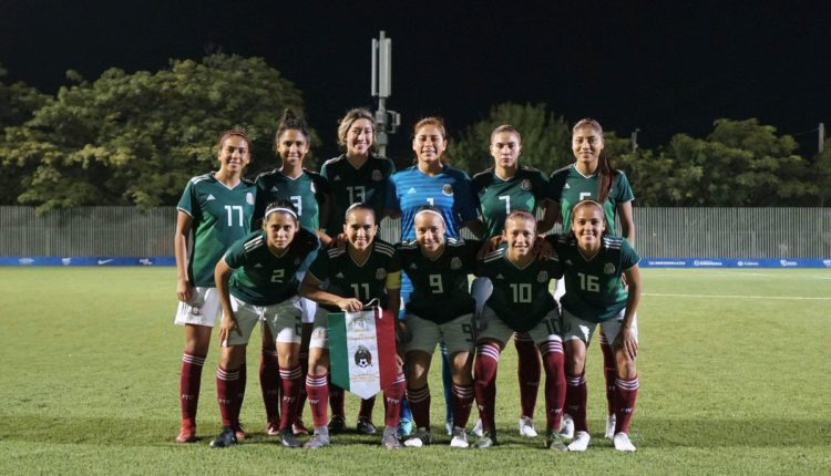 mexico vs costa rica final femenil en vivo