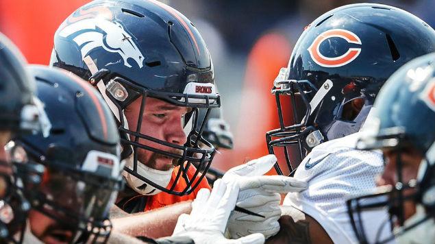 Chicago Bears vs Denver Broncos en vivo nfl