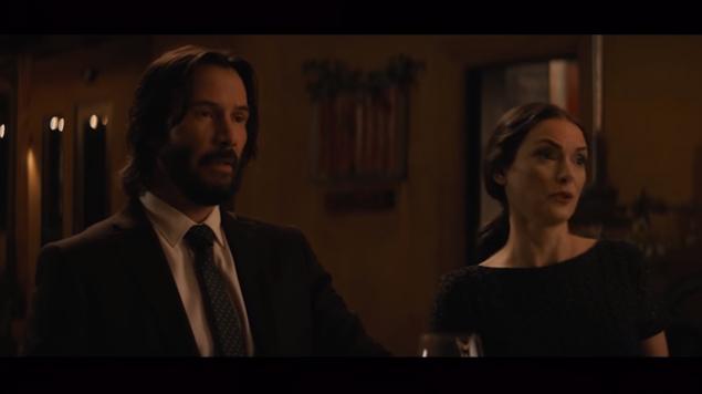 Keanu Reeves y Winona Ryder casados dracula