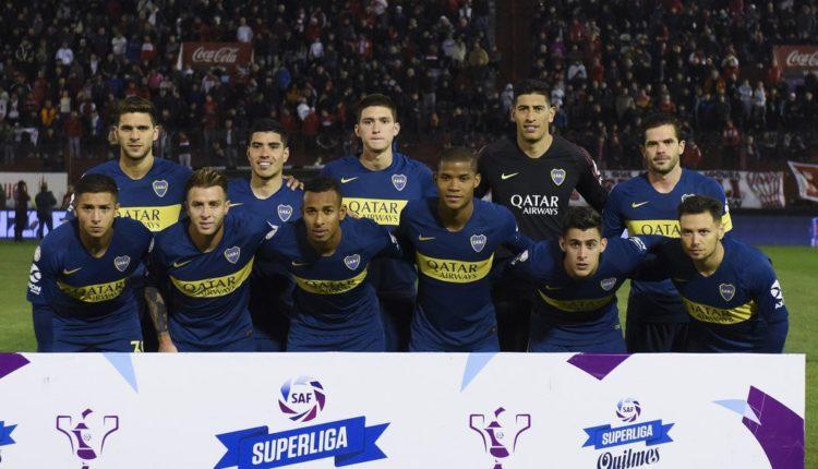 libertad vs boca juniors en vivo copa libertadores