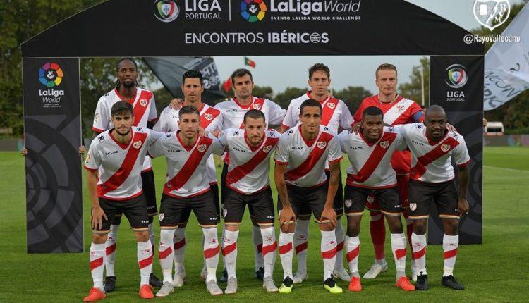 Rayo Vallecano vs Sevilla en vivo