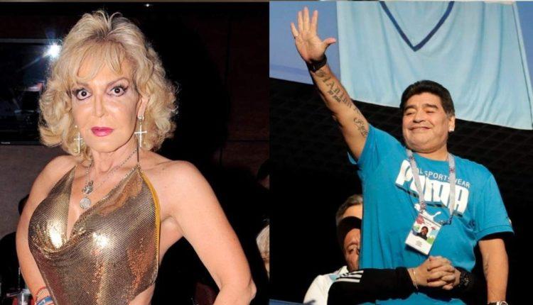 Merle Urbibe Maradona es un gran amante