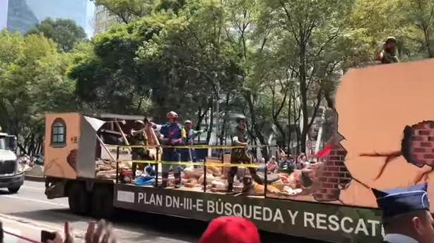 8cc575bcc El pasado domingo se llevó a cabo en la Ciudad de México el desfile  conmemorativo por la Independencia de México, en él se demuestra el poderío  armamentista ...