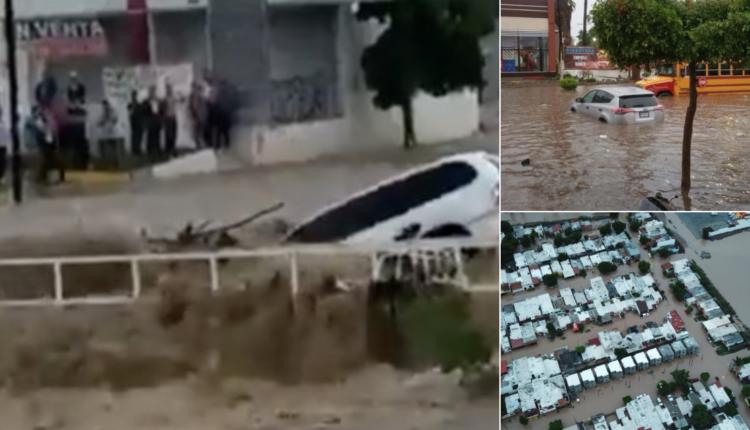 sinaloa lluvias inundaciones