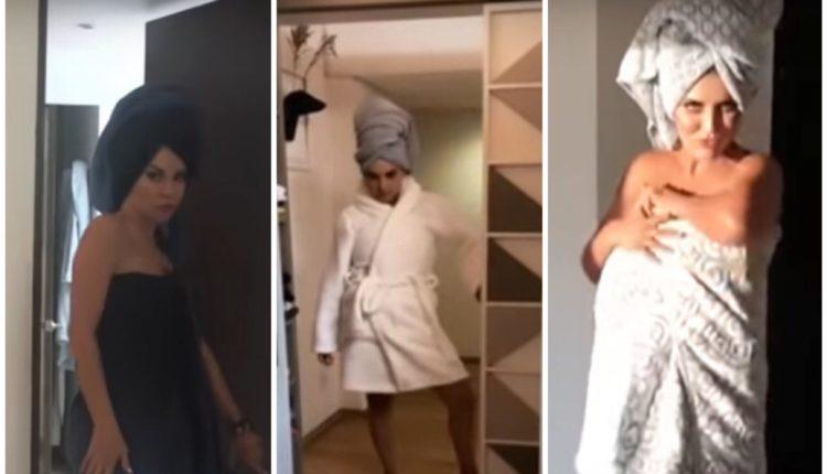 reto de la toalla