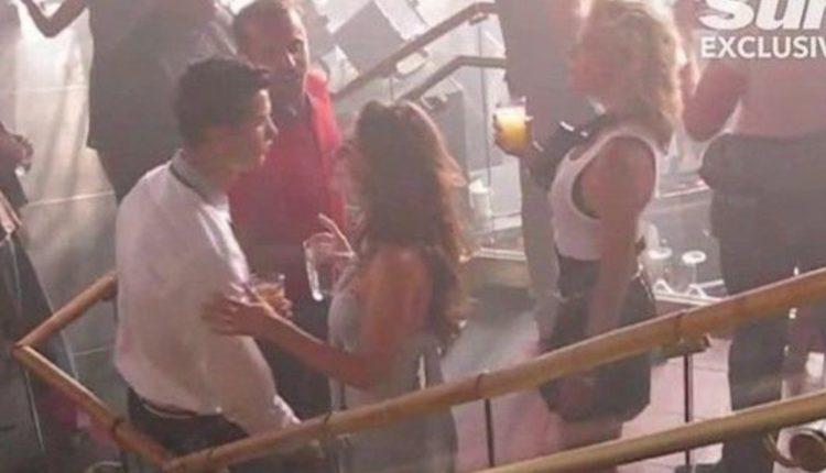 cristiano ronaldo video bailando con la mujer que lo acusa de violacion