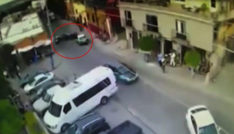 ataque al esposo de sharis cid video