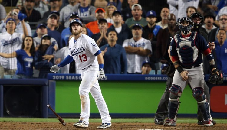 Boston Red Sox vs Los Ángeles Dodgers
