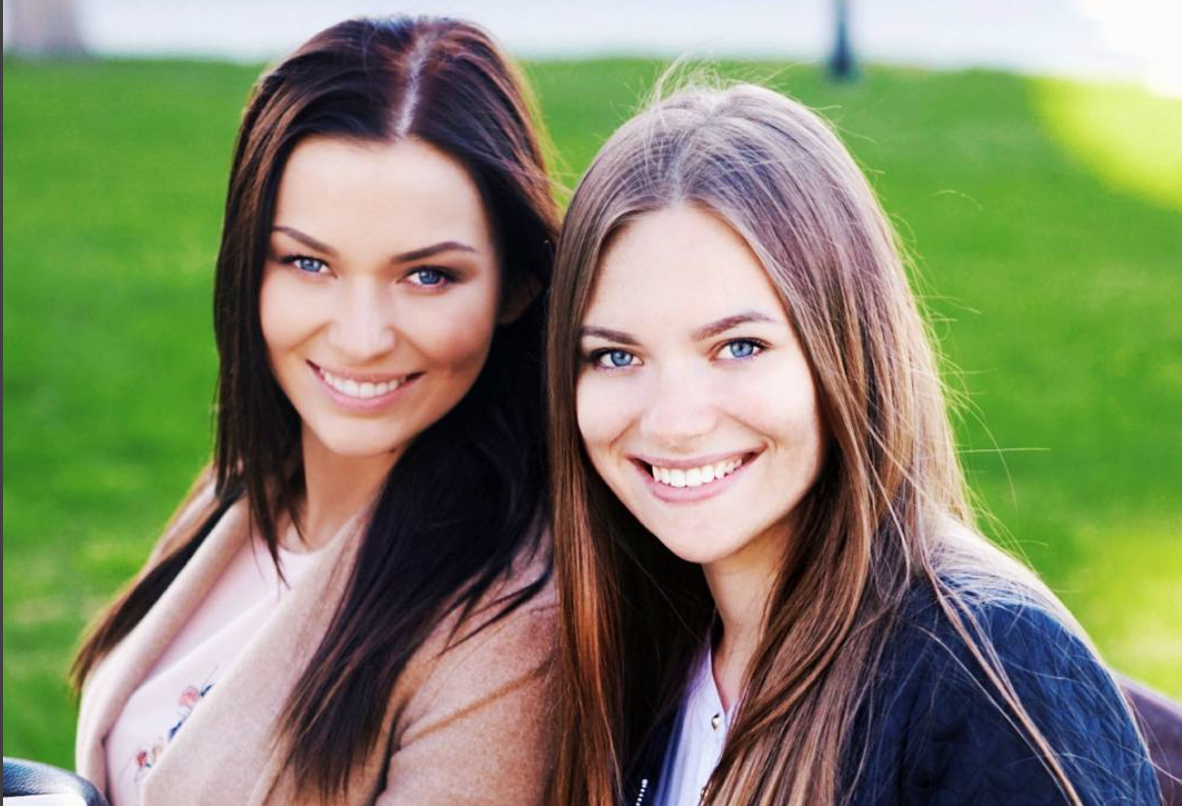 Irina Baeva hermana