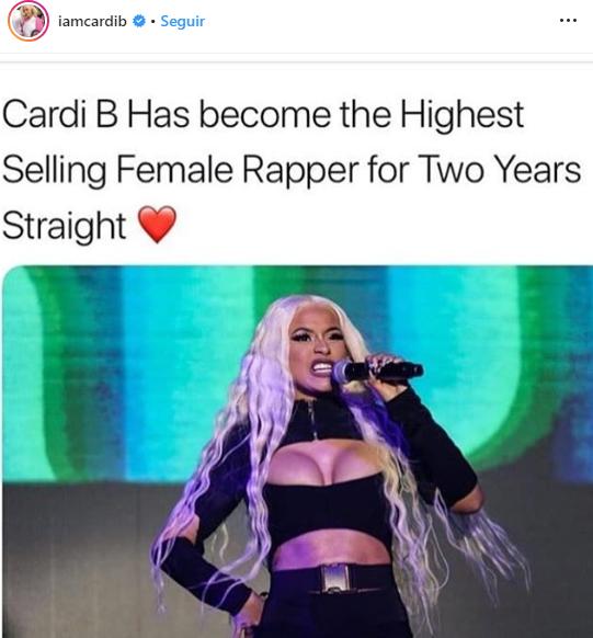 pelea entre Cardi B y Nicki