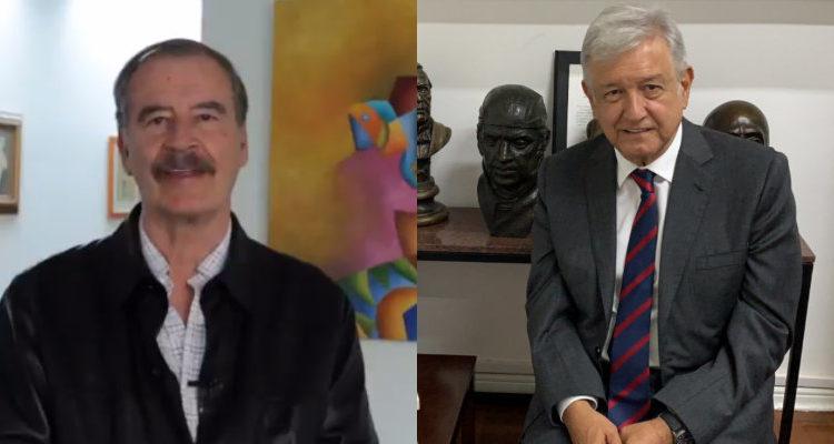 cancelan-aeropuerto-de-texcoco-y-vicente-fox-arremete-contra-amlo- presidente de mexico aeropuerto de santa lucia