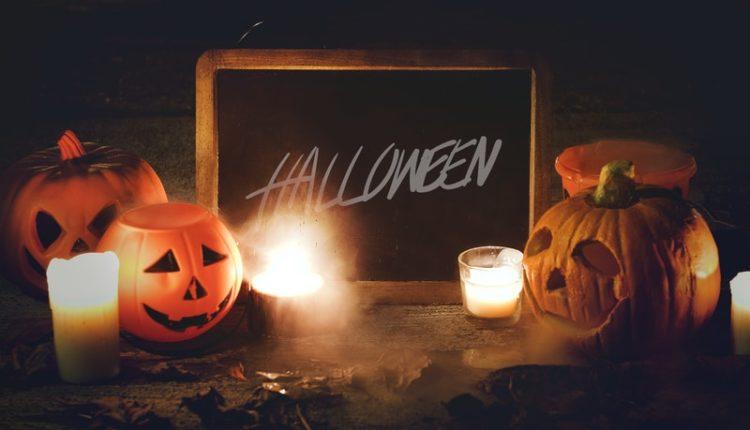 origen Halloween