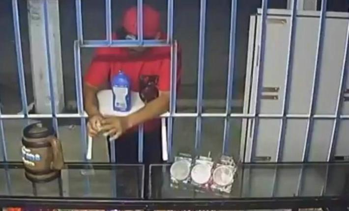nuevo modus operandi de robo a tiendas que provoca pánico