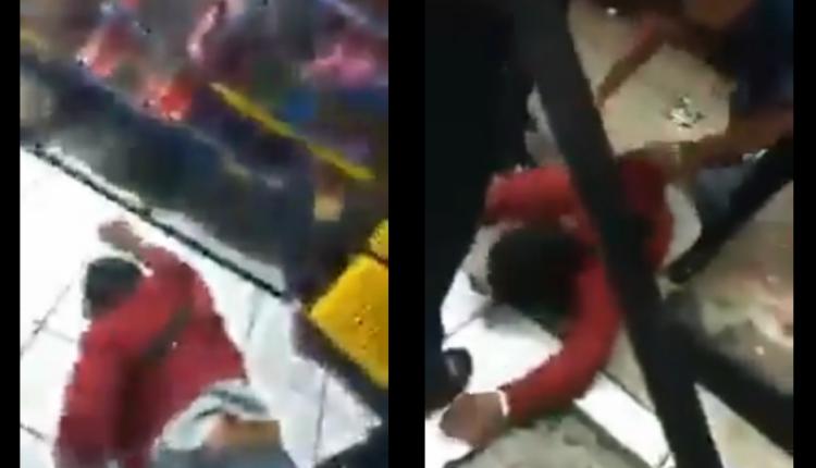 difunden video de 4 policías que golpearon a un hombre en el metro cdmx indios verdes