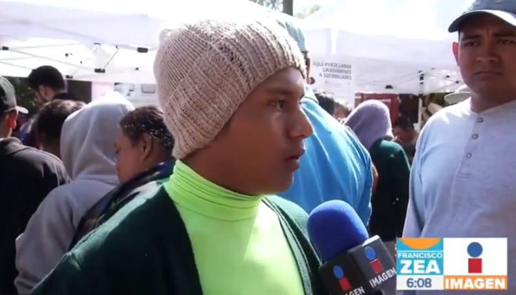 migrante hondureño busca a su esposa y tres hijos desaparecidos en oaxaca y veracruz mexico