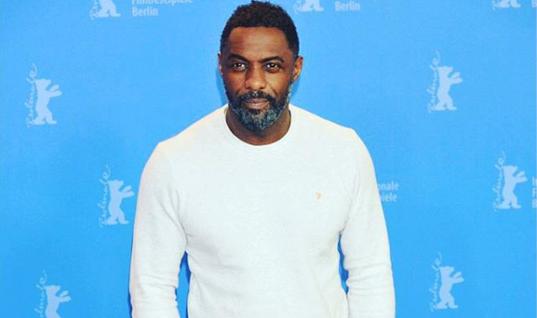Idris Elba el hombre más sexy