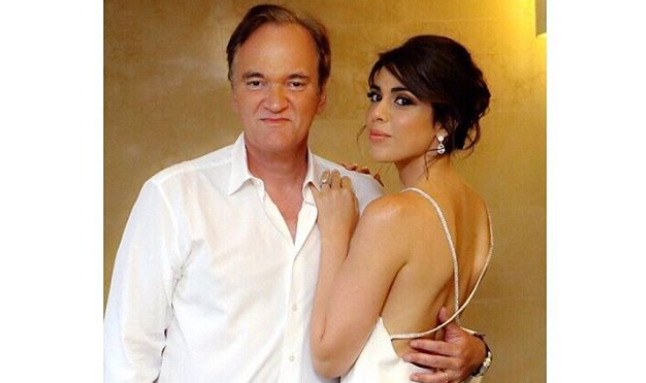 Quien es Daniella Pick la esposa de Quentin Tarantino cine bastardos sin gloria