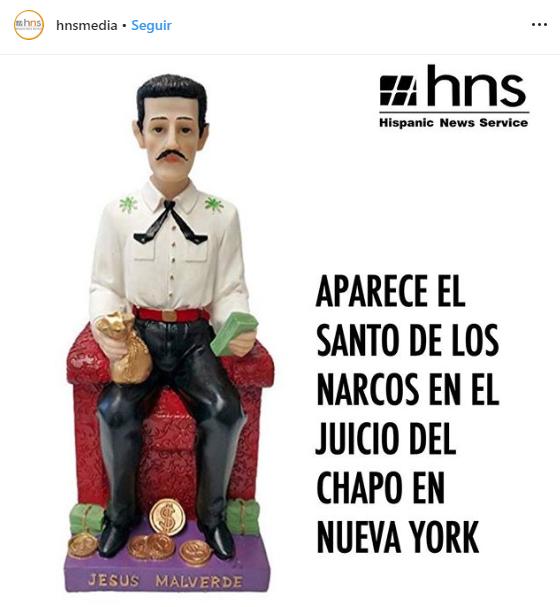 Historia de Jesus Malverde el santo de los Narcos drogas cartel de droga el chapo narcotrafico