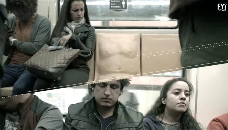 acoso transporte