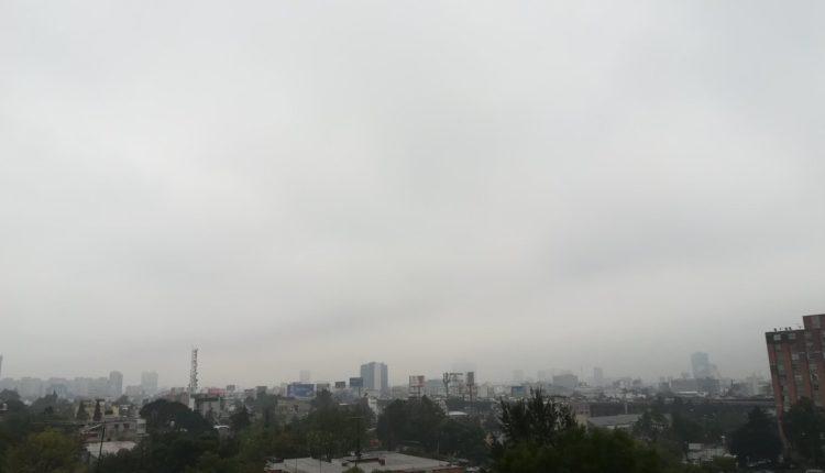 frio lluvia cdmx