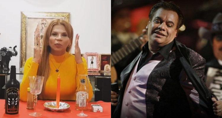 """Esto opina Mhoni Vidente sobre la """"resurrección"""" de JUAN GABRIEL"""