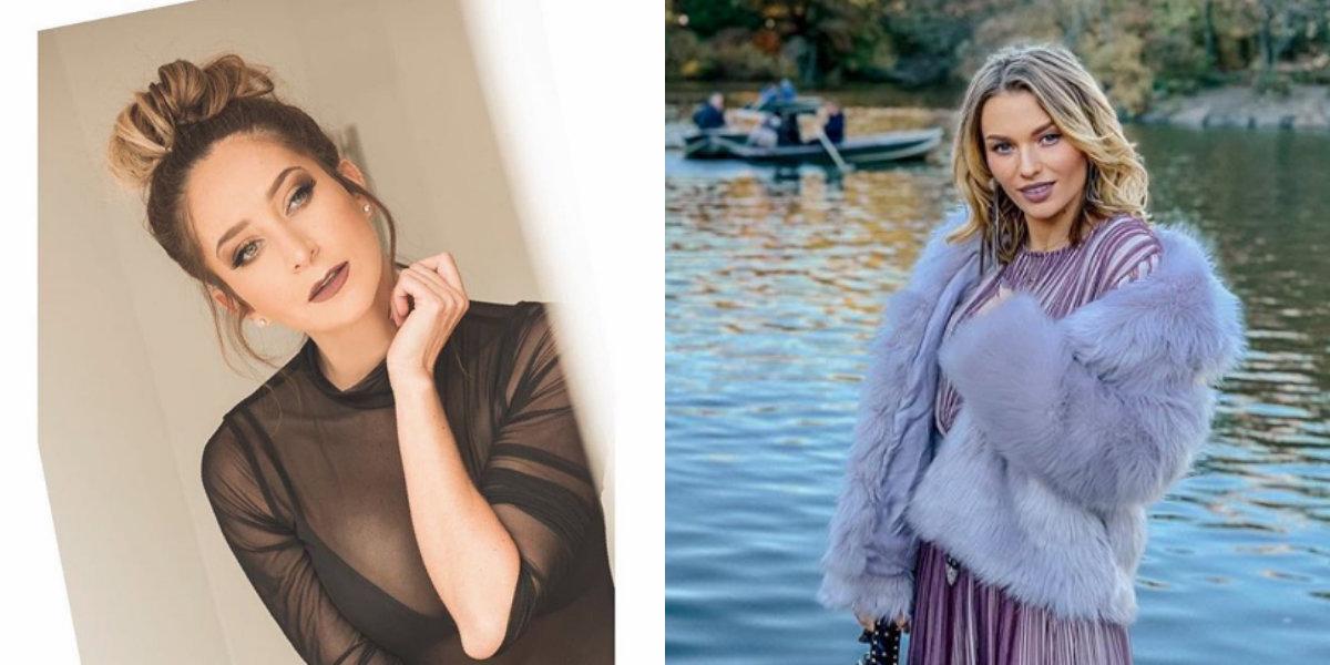 Geraldine Bazán se MOFA de Irina Baeva con mensaje