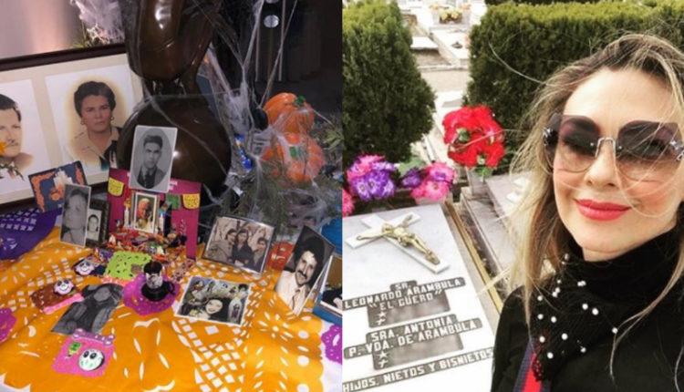 Aracely Arámbula deja al descubierto verdad sobre MARCELA BASTERI muerta Luis Miguel Netflix