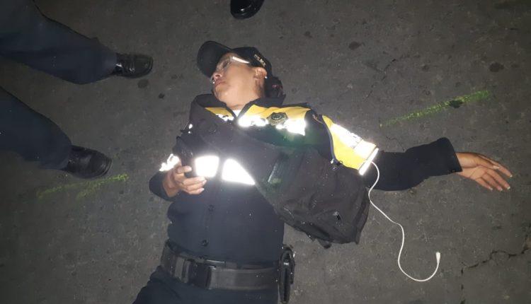 policía bmw