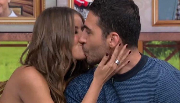 Vanessa Claudio y Miguel Ángel Silvestre