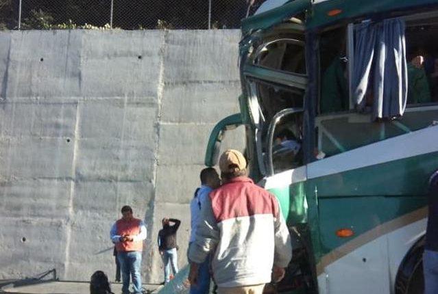 accidente méxico toluca autobus