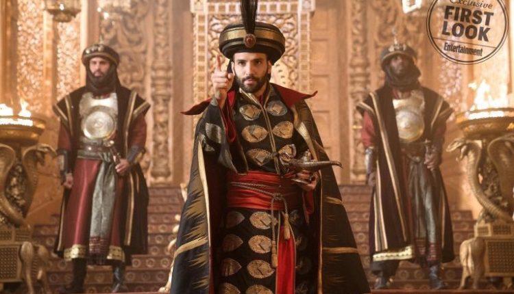Causa sensación el actor que interpretará a Jaffar en 'Aladdin' live action will smith cine