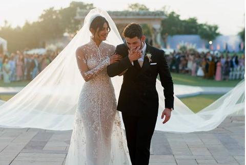 Quién es Prikanya Chopra la sensual esposa de Nick Jonas