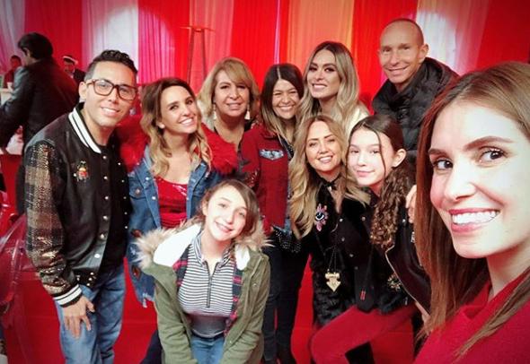 Galilea Montijo no soporta más a Magda Rodríguez productora hoy televisa enamorandonos