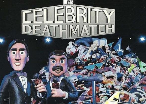 Celebrity Deathmatch regresa a MTV en 2019
