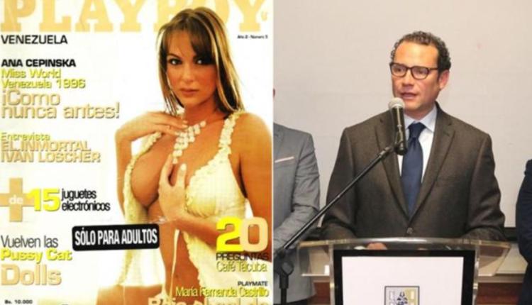 Quién es la playmate venezolana que contrató el gobierno de SLP maria fernanda castrillo