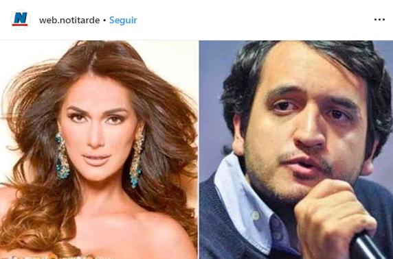 Causa molestia a Nicolás Maduro la novia de Andres Manuel Jr
