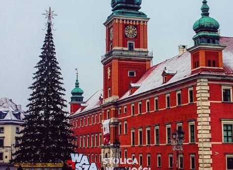 cinco árboles navideños más bellos alrededor del mundo