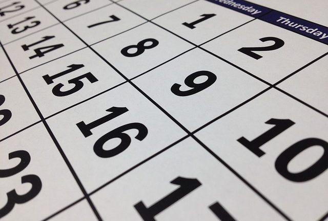calendario dias de asueto puentes mexico, martes 13