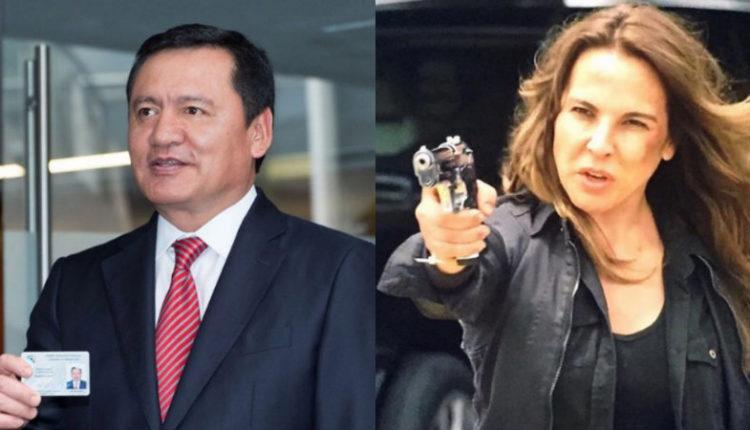 Kate del Castillo revela que recibió AMENAZA por parte de Osorio Chong