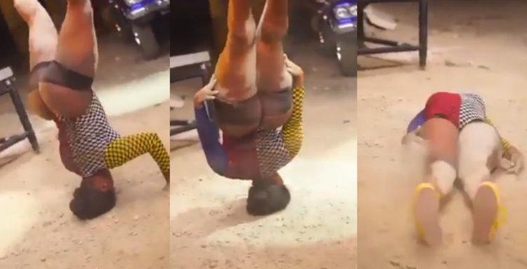 Realmente una mujer murió mientras bailana twerking