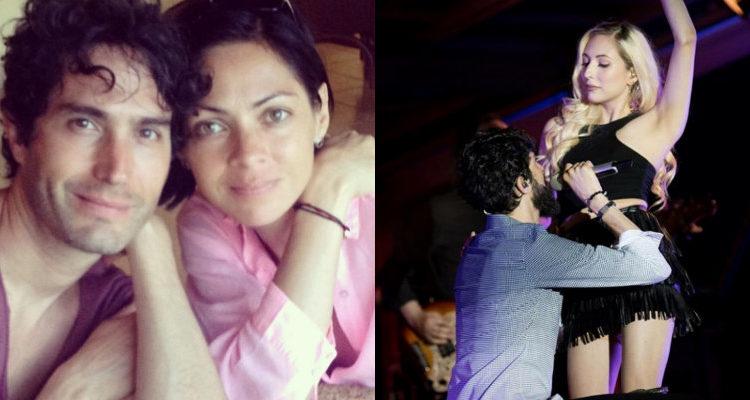 Quién es Michelle Álvarez la amante de Benny Ibarra