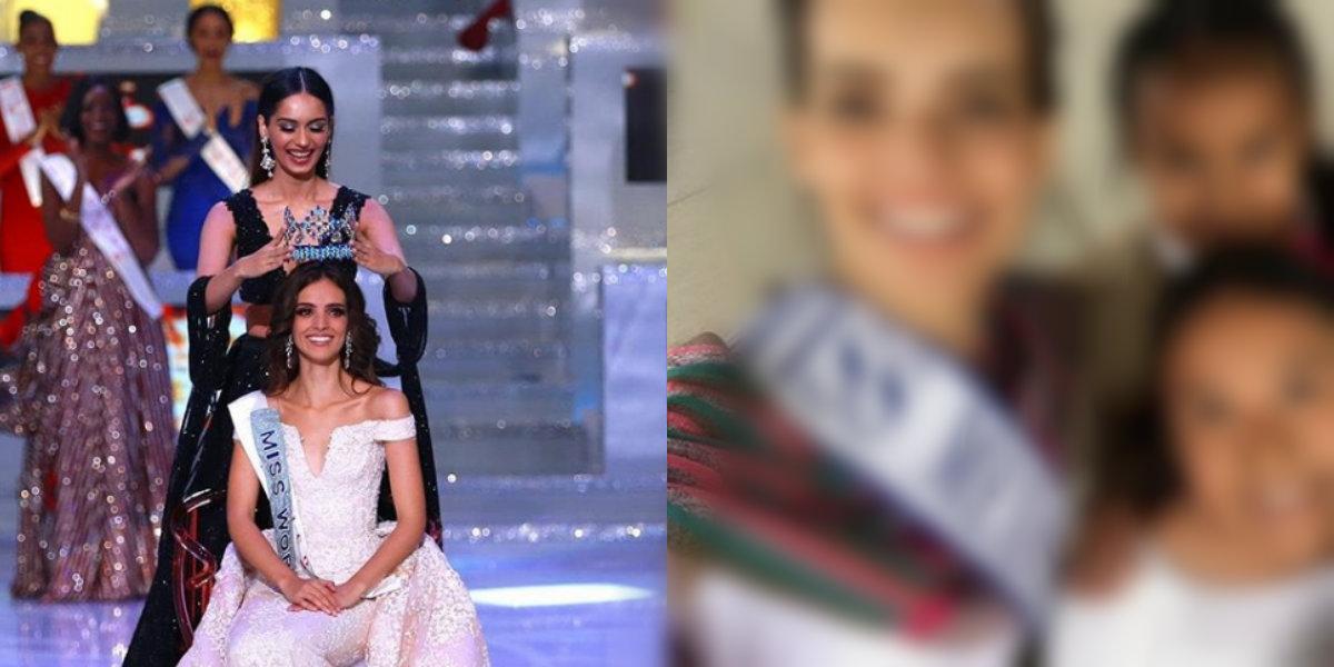 Vanessa Ponce ganadora de Miss Mundo se muestra sin maquillaje