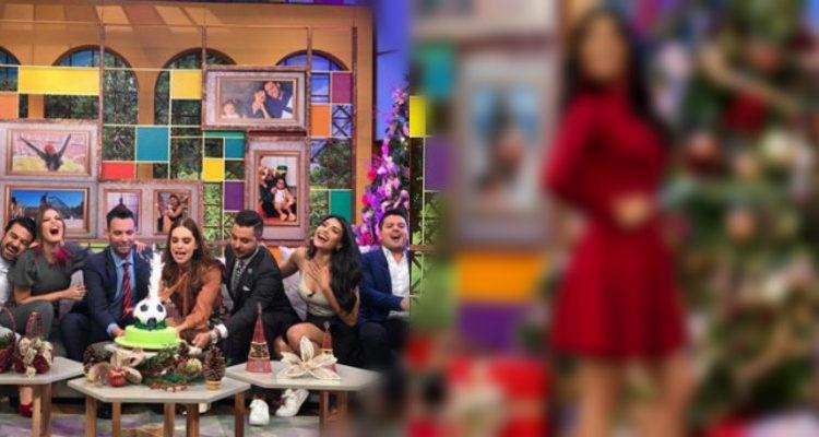 'Venga la alegría' presenta a su bella nueva conductora kristal silva tv azteca ingrid coronado