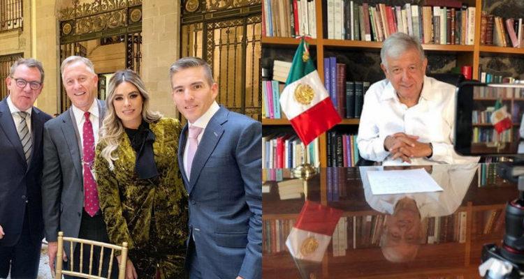 Galilea Montijo PRESUMIÓ su asistencia a la comida del presidente AMLO