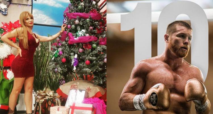 Mhoni Vidente hace importante predicción sobre 'Canelo' Álvarez Rocky fielding pelea de box en vivo 15 diciembre