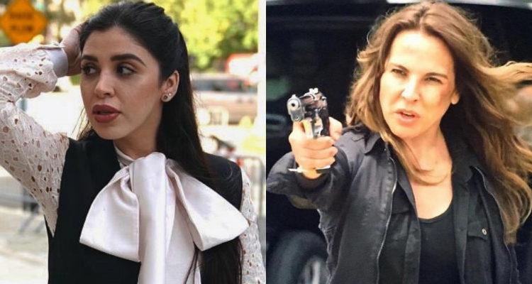 Emma Coronel esposa del Chapo tiene celos de Kate del Castillo